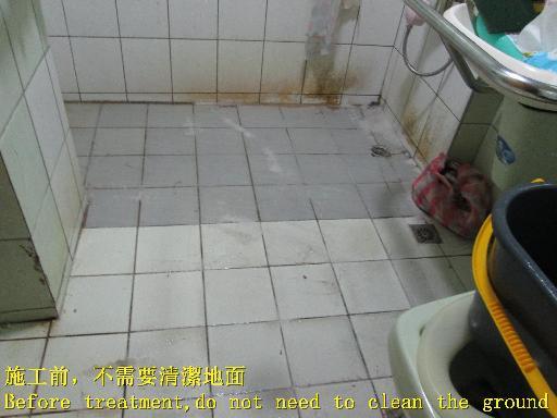 止滑大師 1441 住家 浴室 廁所 石英磚 仿岩板地面磁磚止滑防滑施工工程   相片