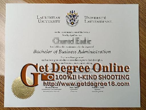 Order Laurentian University fake diploma, buy fake degree online