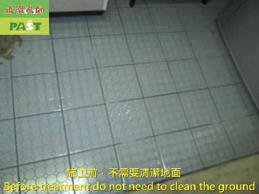 止滑大師 1307 住家 浴室 廚房 客廳 走廊 臥室 磁磚地面止滑防滑施工工程 相片